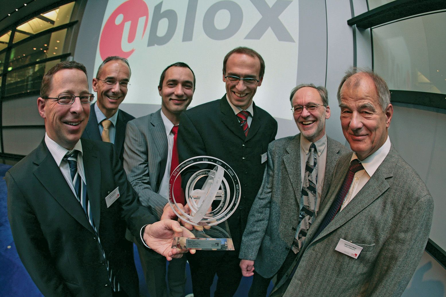 IPO of u-blox
