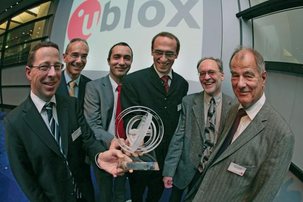 u-blox went public in 2007